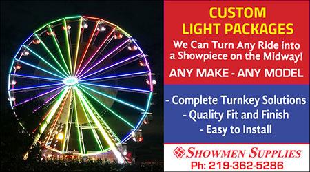 Showmen Supplies La Porte Indiana Carnival Sound