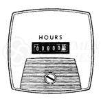 Elapsed Time Meter 240 Volt Version