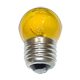 S-11 Transparent Colored Bulbs