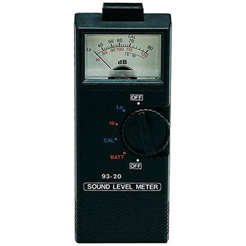 Greenlee sound level meter