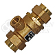 Water Backflow Prevention Valve
