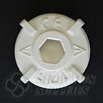 Compression Nut for ECO Star Light  Lamp Socket
