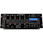 American Audio Q-SD DJ Mixer with SD Card Slot