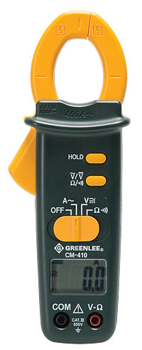 CM-410 400A Clamp-on Meter