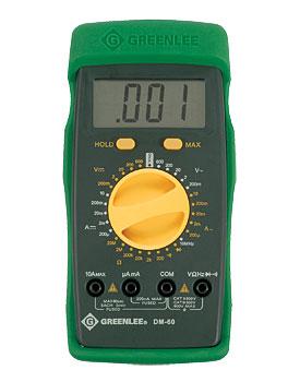 DM-60 Digital Multimeter