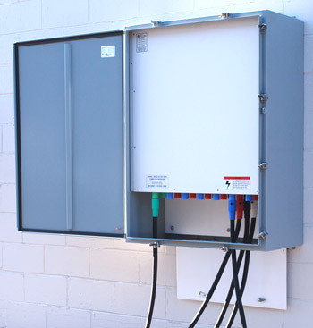 Generator Inlet Cabinet - 1200A to 2800A Models