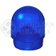 Hampton Lamp Lens - Blue