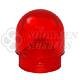 Hampton Lamp Lens - Red