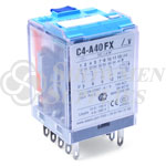 Control Relay 10A 24VDC 14P Plug-in