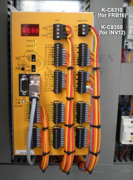 PLC w/ Program For INV12