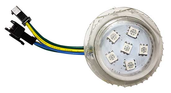 KMG LED Module 6-SMD Dome Style