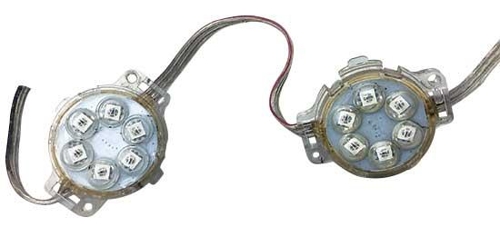 LED Module 6-SMD 40mm