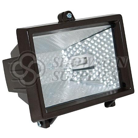NSI QF150B 150W Quartz Flood Light Fixture
