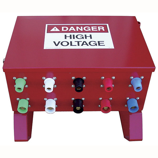 Spider Box Power Distribution Box