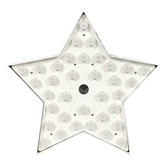 Star Sign with LED Modules