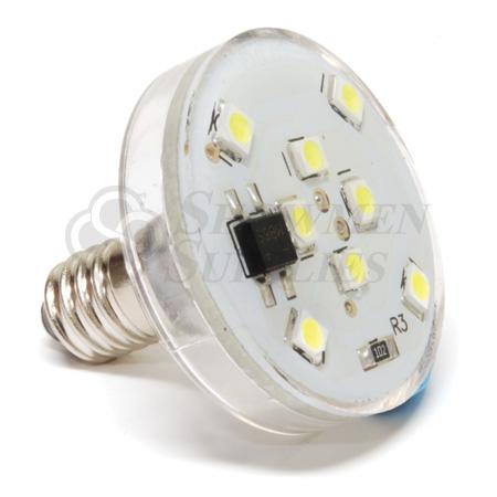 Bulb T3 12-LED SMD 130V White E-10