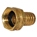 """Water Hose Fitting - 1"""""""