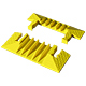 Yellow Jacket 5 Channel Cable Cover End Boot Set
