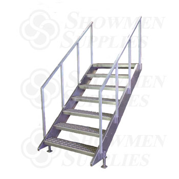 4' Trailer Stair Steps